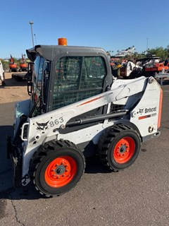 Skid Steer For Sale:  Bobcat S550 T4