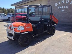 Recreational Vehicle For Sale 2011 Kubota RTV1140CPX , 24 HP