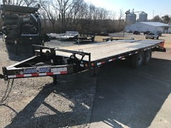 Equipment Trailer For Sale 2014 Load Trail DO20