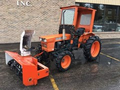Tractor For Sale:   Kubota L245DT