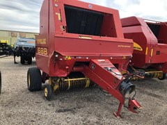 Baler-Round For Sale 1999 New Holland 688