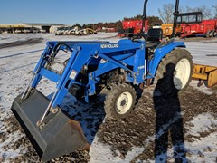 Tractor For Sale 2002 New Holland TC29 , 29 HP