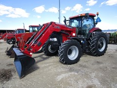 Tractor For Sale 2014 Case IH PUMA 130 , 130 HP