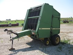 Baler-Round For Sale 1985 John Deere 530