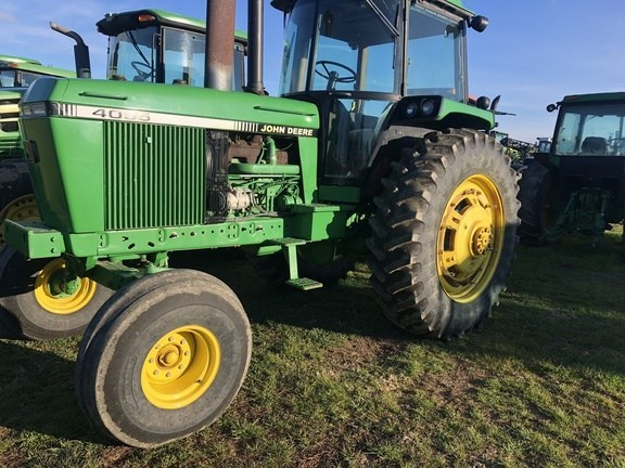 1989 John Deere 4055 Tractor For Sale