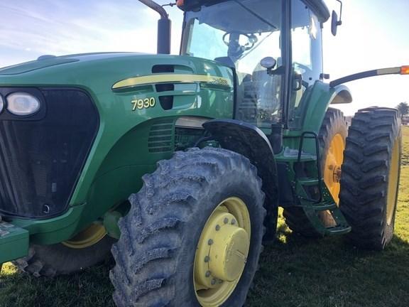 2009 John Deere 7930 Tractor For Sale