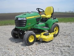 Riding Mower For Sale 2014 John Deere X754 , 24 HP