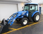 Tractor For Sale:  New Holland Boomer50, 50 HP