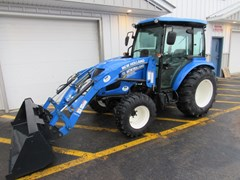 Tractor For Sale:  2017 New Holland Boomer50 , 50 HP