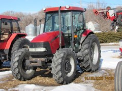 Tractor For Sale Case IH JX 95 MFD , 98 HP