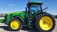 Tractor - Row Crop For Sale 2014 John Deere 8245R , 245 HP