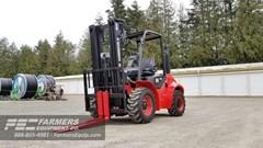 Fork Lift/Lift Truck-Rough Terrain For Sale 2019 Hangcha CPCD25-XW33C-RT4