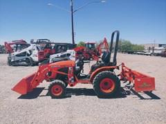 Tractor :  Kubota B2601HSD