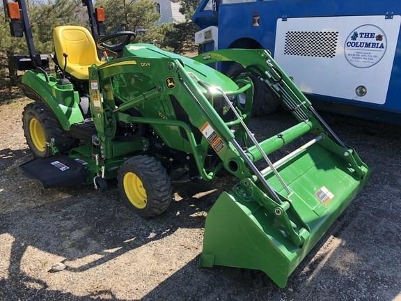 2018 John Deere 1023E Tractor For Sale