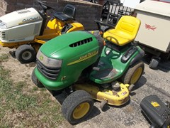 Riding Mower For Sale John Deere L120 , 22 HP
