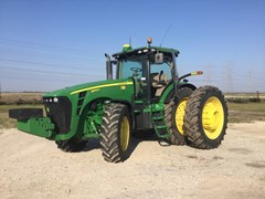 Tractor For Sale 2010 John Deere 8345R , 345 HP