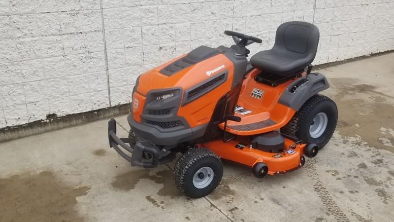 2020 Husqvarna YTH24K48D Riding Mower For Sale