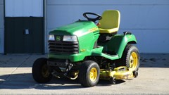 Riding Mower For Sale 2004 John Deere X475