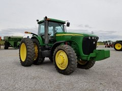 Tractor For Sale 2003 John Deere 8120 , 208 HP