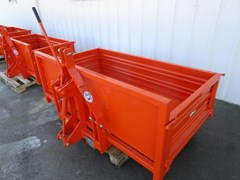 Dump Cart For Sale 2019 Rinieri CPR 180 TIPING BIN