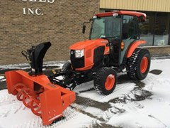 Tractor For Sale:  2016 Kubota L4760HSTC , 47 HP