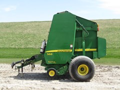 Baler-Round For Sale 2011 John Deere 568