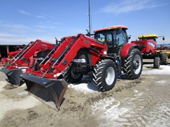 Tractor For Sale 2014 Case IH PUMA 150 , 150 HP