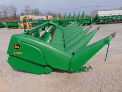Header-Corn For Sale 2012 John Deere 608C