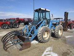 Tractor For Sale 1990 Ford 276 II , 116 HP