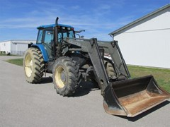 Tractor For Sale 2001 New Holland TM150 , 150 HP