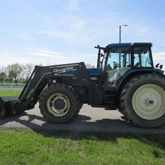 2001 New Holland TM150 Tractor For Sale » H&R Agri-Power