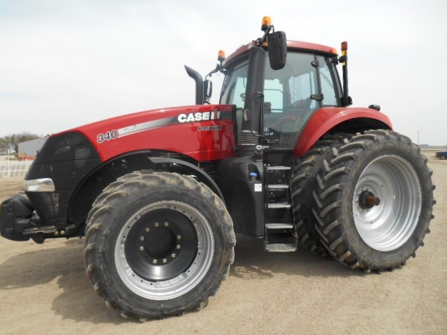 2016 Case IH MAGNUM 340  Tractor For Sale