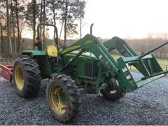 Tractor For Sale 2008 John Deere 5303 , 64 HP