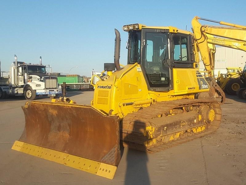 2012 Komatsu D51PX-22 Crawler Tractor For Sale