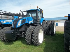 Tractor For Sale 2015 New Holland T8.410