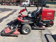 Riding Mower For Sale Toro GROUNDSMASTER 3505D , 24 HP