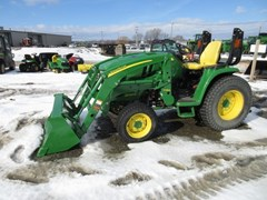 Tractor - Compact Utility For Sale 2015 John Deere 3039R , 39 HP