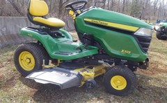Riding Mower For Sale 2015 John Deere X324