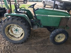 Tractor For Sale 2002 John Deere 790