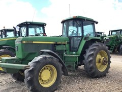 Tractor For Sale 1992 John Deere 4960 , 220 HP