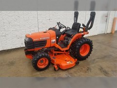 Tractor For Sale 2008 Kubota B7510HSD , 22 HP