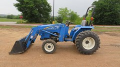 Tractor For Sale 2008 New Holland T1510