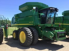 Combine For Sale 2010 John Deere 9770 STS