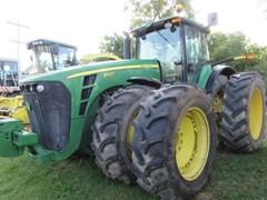 Tractor For Sale 2008 John Deere 8430 , 305 HP
