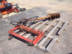 Post Hole Digger For Sale Worksaver PHD
