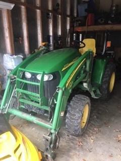 Tractor For Sale 2013 John Deere 3720 , 44 HP