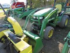 Tractor For Sale 2006 John Deere 2320 , 24 HP
