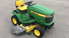Riding Mower For Sale 2007 John Deere X320 , 22 HP