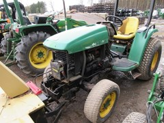 Tractor For Sale 1999 John Deere 4200 , 26 HP