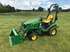 Tractor For Sale 2014 John Deere 1025R , 25 HP